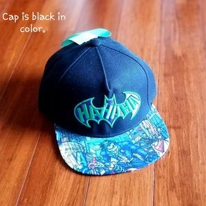 NWT Joker cap from Batman series